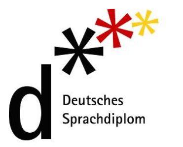Pilotprüfung Deutsches Sprachdiplom I
